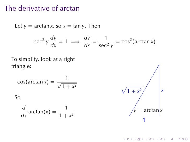 how to find the range of 3 arctan 2 x