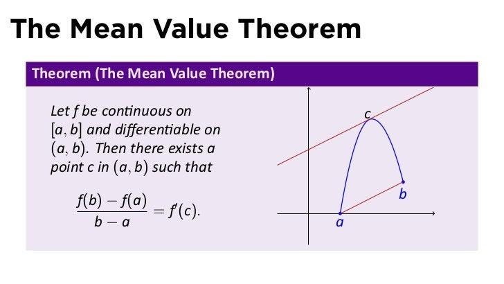 Mean value theorem and rolles theorem pdf reader