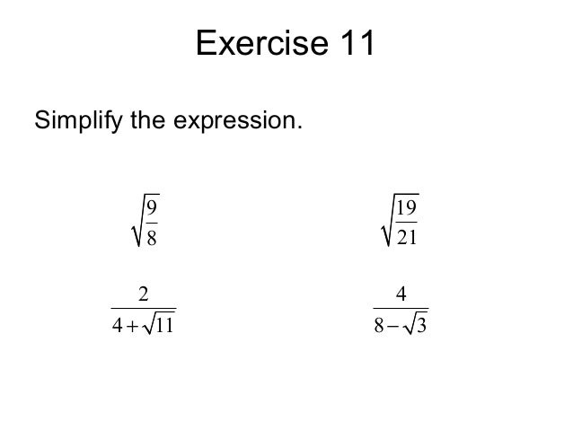 lesson 1 admin & exponents