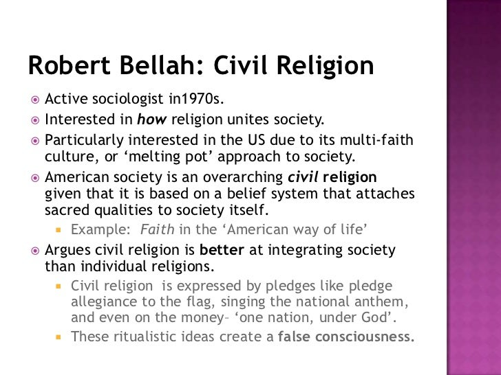 a sociology defining relgion <br > 16