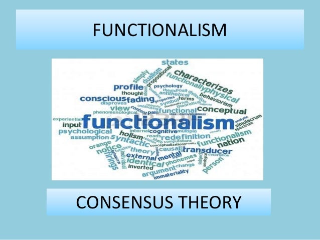 compare the functionalist and marxist views Similarities between marxist and functionalist perspectives: both think schools help legitimize social inequality both are macro theories,.