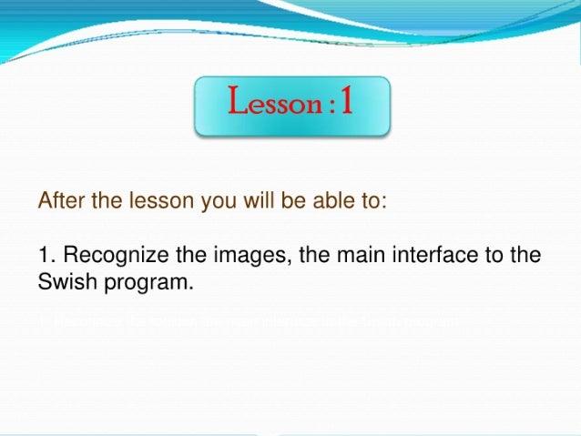 Lesson 1h