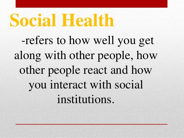 • Increase interaction with other people • Improve interpersonal communication skills