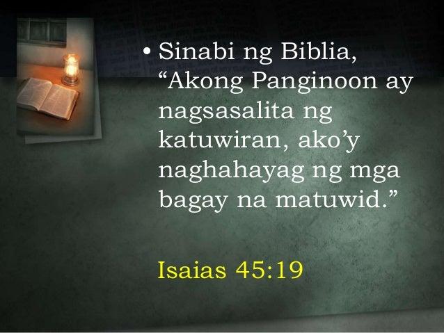 Ang dating biblia awit 925 4