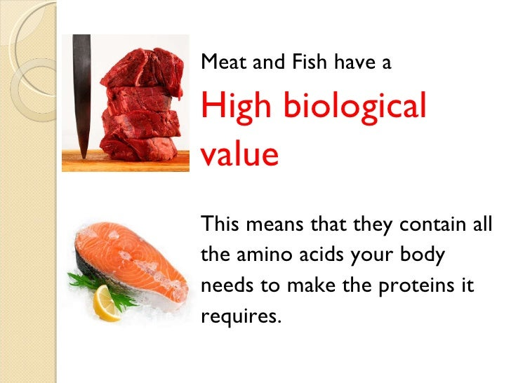 Protein for Does fish have protein