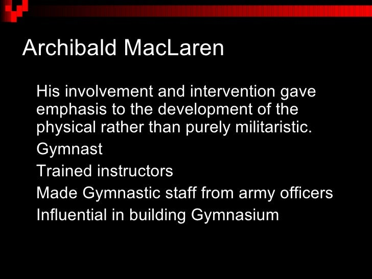 The History Of Physical Education