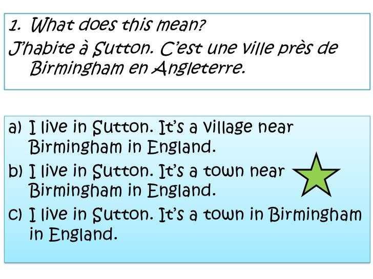 Ma ville et ma maison for Piscine meaning in english
