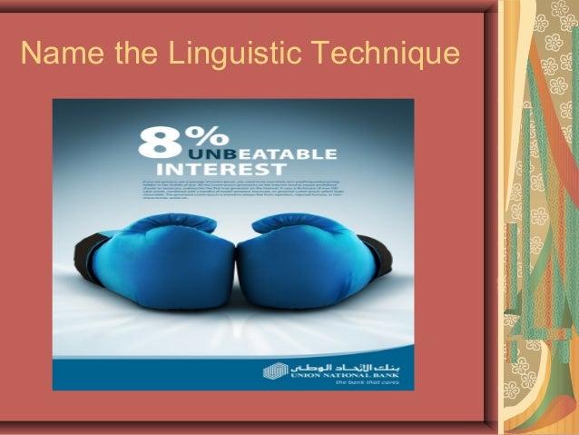 persuasive language in advertising pdf