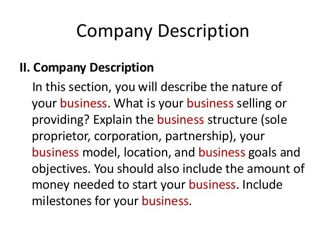 Create Your Business Plan: Organization & Management