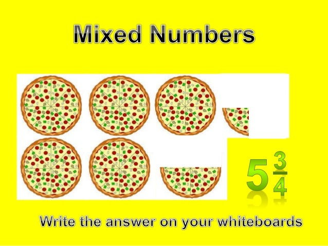 mixed numbers  u0026 equivalent fractions