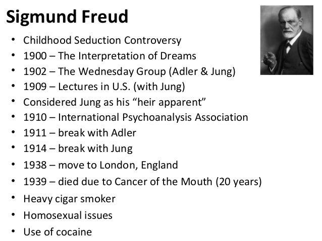 Lesson 2 freud's psychoanalysis