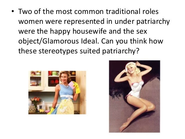 Women sexuality representation in the media
