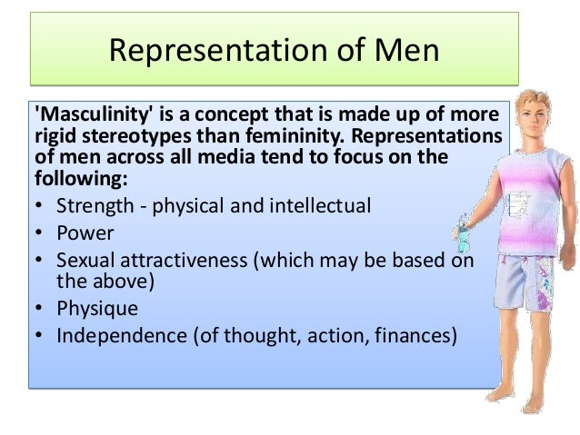 a review of the essay image of man and stereotyping masculinity Masculinities the metrosexual and media sociology essay inserch sources pommper, donnalyn masculinities, the metrosexual, and media images: across dimensions of age and ethnicity sex roles 639-10 (2010): 682-686 a gift to advertisers, the metrosexual image-conscious man spends considerable resources on.