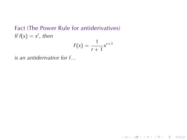 Lesson 23 Antiderivatives – Antiderivative Worksheet