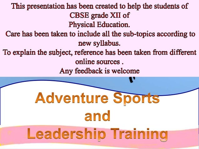 Lesson 2 adventure sports and leadership training an introduction to digital marketing march 2013 malvernweather