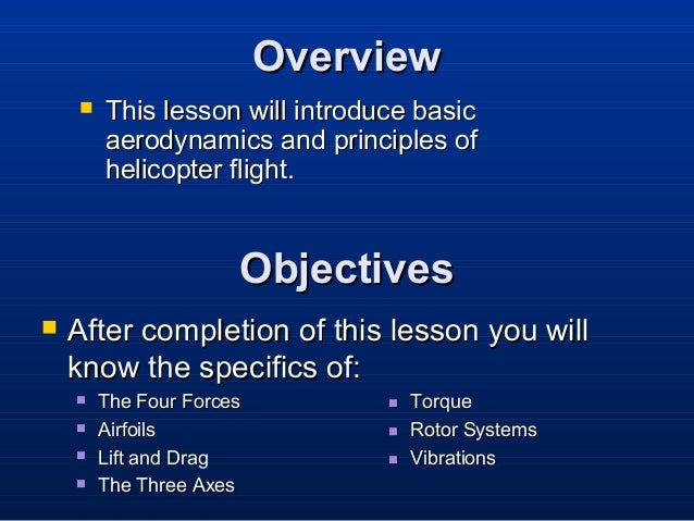 Part 2 Principles of Flight - PowerPoint PPT Presentation