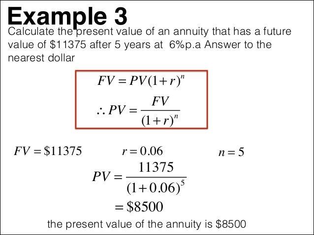 Future Value Formula Calculator & 3 Ways to Calculate Future Value ...