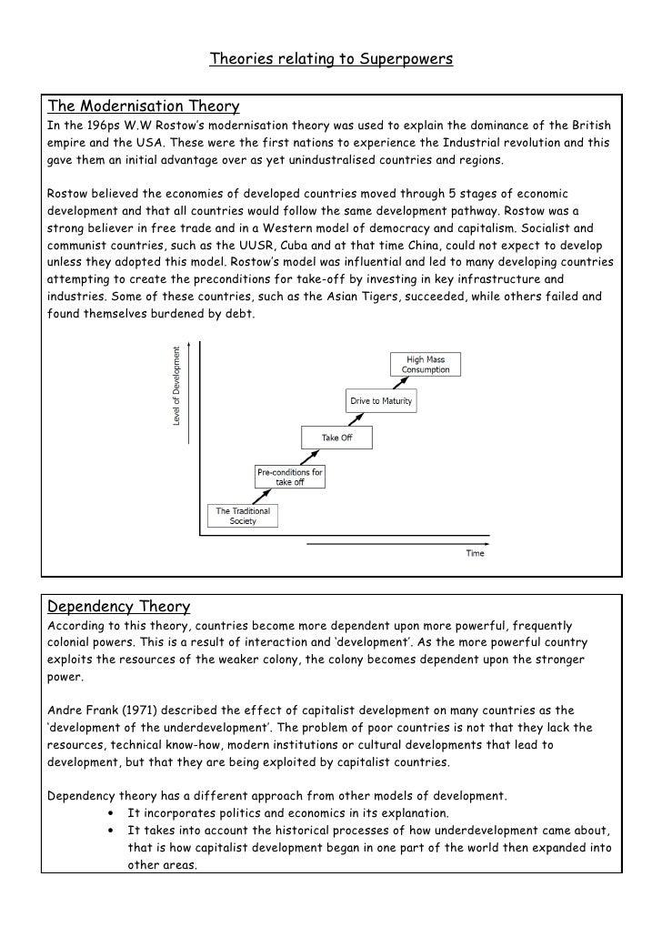 Lesson2handout theoriesrelatingtosuperpowers