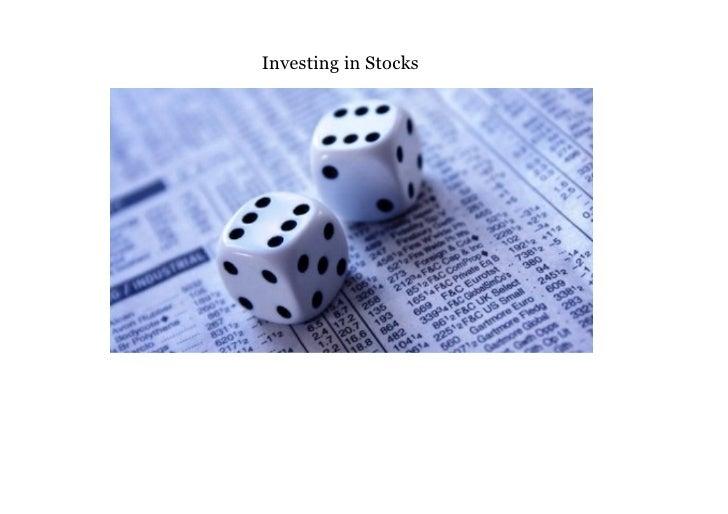 InvestinginStocks