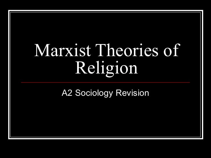 Assess one sociological theory of religion