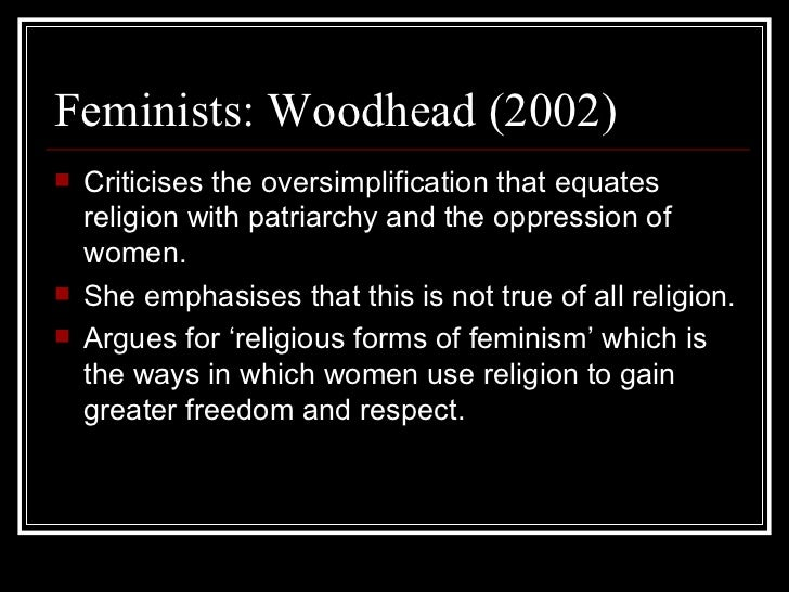 a sociology marxist theories of religion feminists