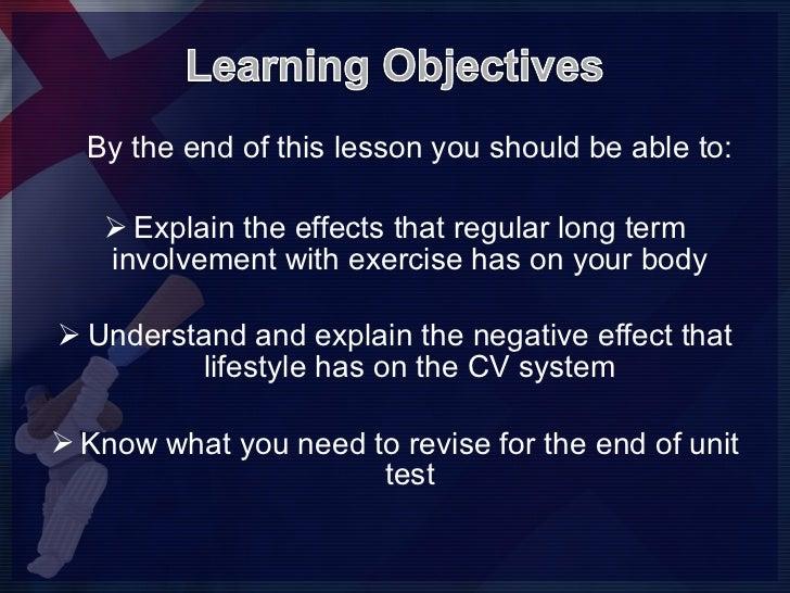 1.2.2. Lesson 3 - long term effects part 1 Slide 3