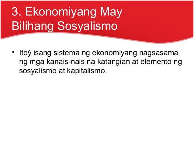sistemang pangekonomiya ng canada Our report about alokasyon at sistemang pangekonomiya skip  pangkat 5 alokasyon yoong  disyembre pa raw huling nabigyan ng alokasyon ng.