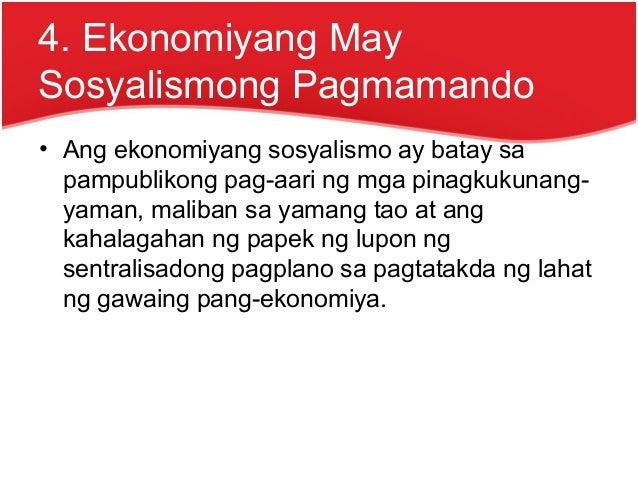 kahalagahan ng sistemang pang ekonomiya Mga sistemang pang-ekonomiya mga sistemang pang-ekonomiya.