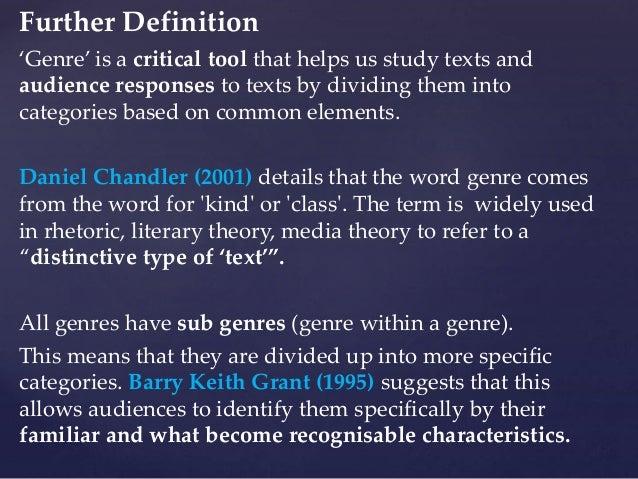 Further Definition U0027 ...