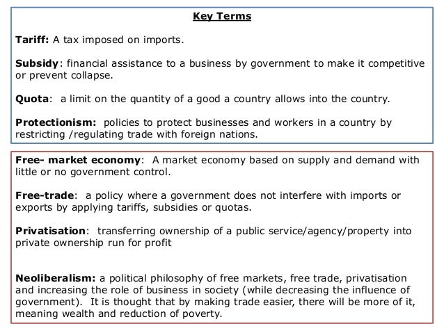 Lesson 3 International Organisations And Bretton Woods