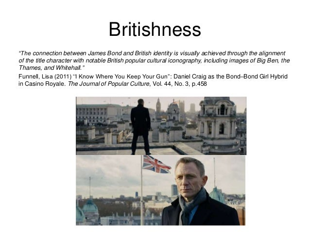 an analysis of james bond a popular culture character The night manager bests bond to  martini-ordering spy, be tom hiddleston's audition to play james bond  and the most iconic british spy in popular culture.