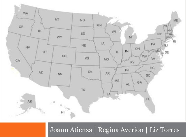 Where in the u.s.a did ithappen?Joann Atienza | Regina Averion | Liz Torres