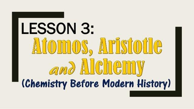 LESSON 3: