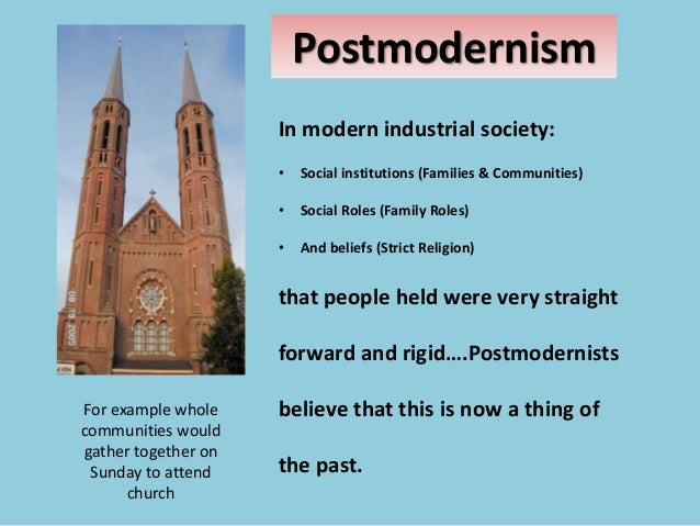 Lesson 3 Collectivism And Postmodernism