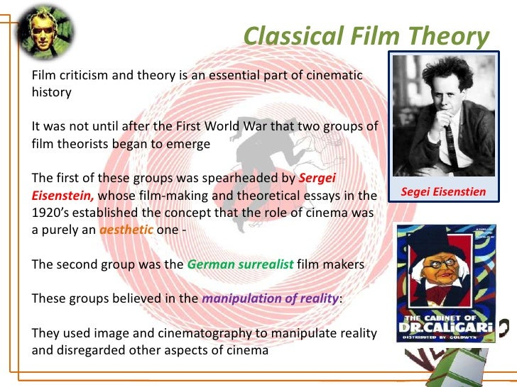 Film form; essays in film theory