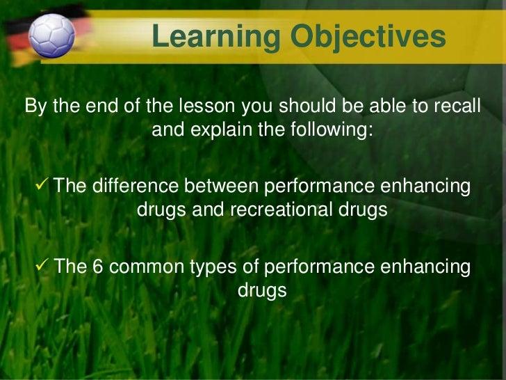 1.2.1 Lesson 4 - drugs part 2