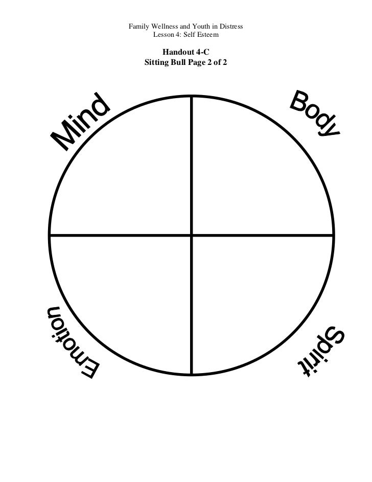 medicine wheel worksheet the large and most comprehensive worksheets. Black Bedroom Furniture Sets. Home Design Ideas