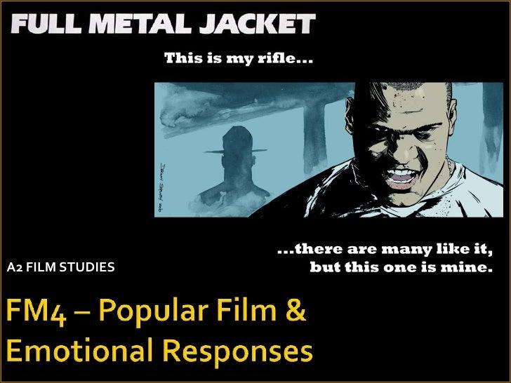 A2 FILM STUDIES