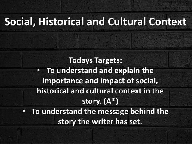 Influencing Cultures