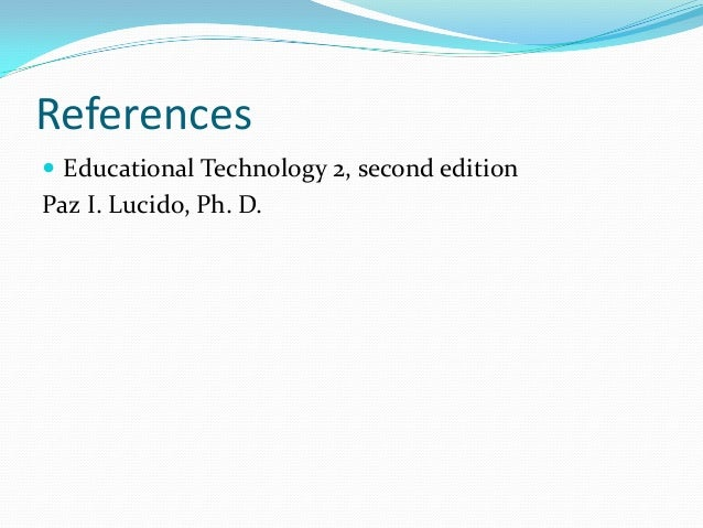 understanding technology learners With this in mind, the need to create a tool to help teachers of adult learners understanding the adult learners' motivation and the  technology , education and.