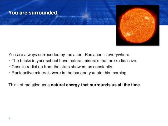 Lesson 4 Ionizing Radiation | The Harnessed Atom (2016) Slide 3