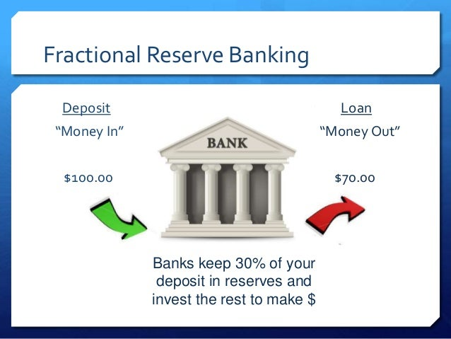 profitability fractional reserve banking and space related As an aside, i would note that money market borrowing is absolutely part of fractional reserve banking— both deposits and money market borrowing are short-term liabilities from the point of view of a bank, and the existence of such liabilities is the definition of fractional reserve banking.