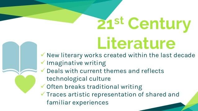 What is 21st Century Literature?