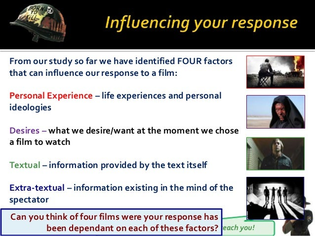 You will learn by the numbers I will teach you! From our study so far we have identified FOUR factors that can influence o...