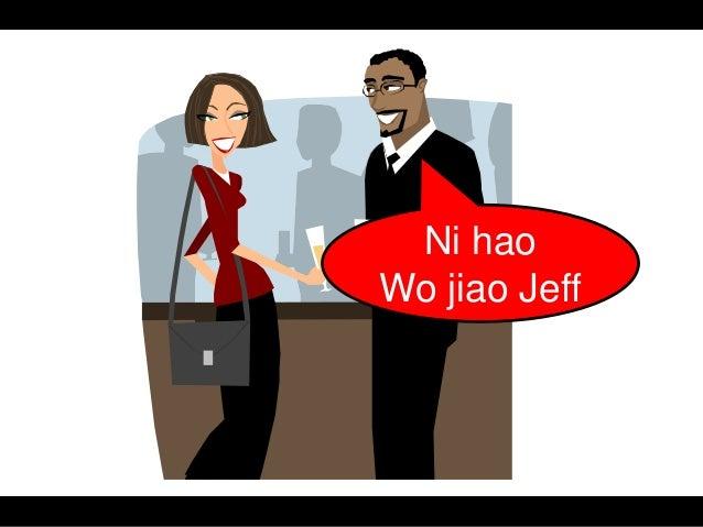 Ni hao Wo jiao Jeff