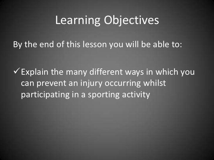 1.2.1 Lesson 6  - risk assessment part 2 Slide 2