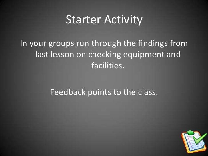 1.2.1 Lesson 6  - risk assessment part 2 Slide 3