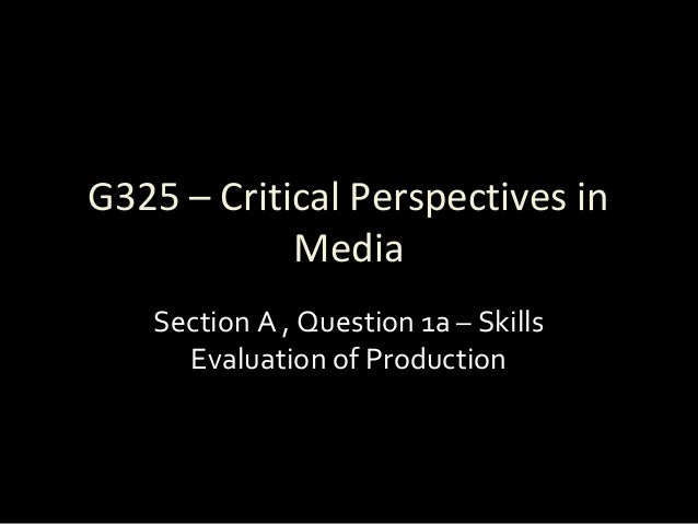 g325 digital technology handout The handout doesn't really link to pm i think there's a possibility that 'research and planning' or 'digital technology' could come up for section a part a i think either audience or media language will come up for section a part b, they've been on once since this spec started although, if the examiners are up to their usual tricks.