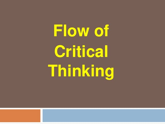 critical reading as looking for ways of thinking pdf