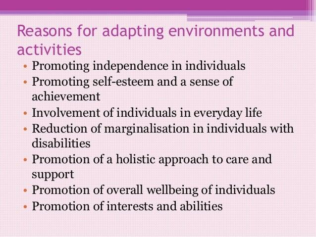 Lesson 6 empowering individuals